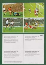 Holland Mexico Poland Tunisia West Germany 7 UNCUT Cruyff